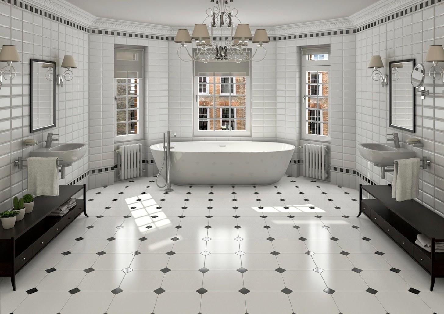 Pienen kylpyhuoneen sisustus