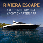 1st French Riviera Charter Guide for iPhone/iPad/Android