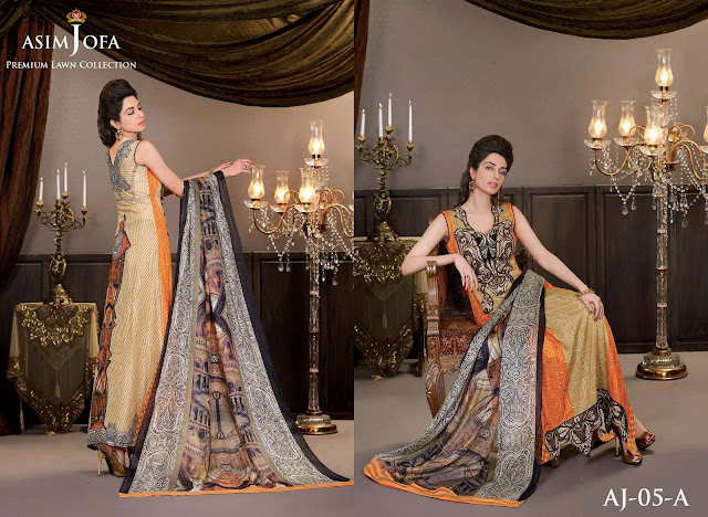 NewDesignsofAsimJofa252832529 - New Collection For This Summer...