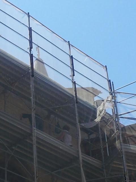 Bando Funder 35 - Foto di Alberto Cardino: Duomo di Parma in ristrutturazione