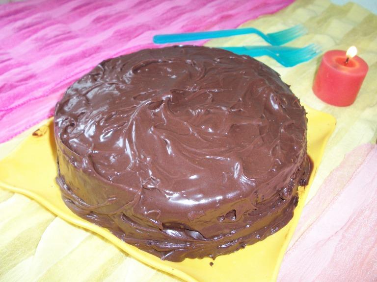 Chocoholics chocolate cake recipe