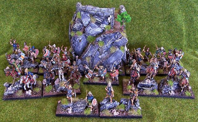 I/48 Thracian DBA Army