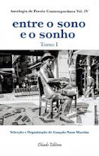 """Co-Autora da Antologia de Poesia """"Entre o Sono e o Sonho"""" - vol. I - Chiado Editora"""