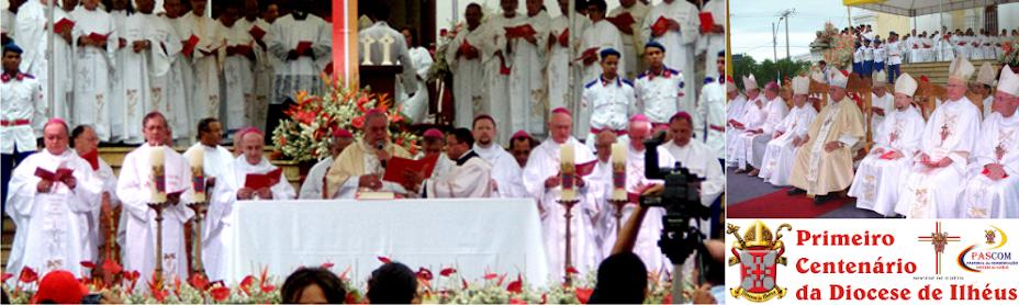 Centenário da Diocese de Ilhéus