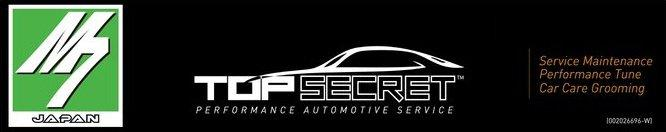 TOP SECRET PERFORMANCE AUTOMOTIVE SERVICE