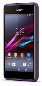 Sony rilis dua ponsel Android, Xperia T2 ultra dan Xperia E1