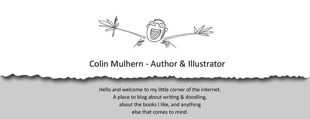 Colin Mulhern - Author - Illustrator