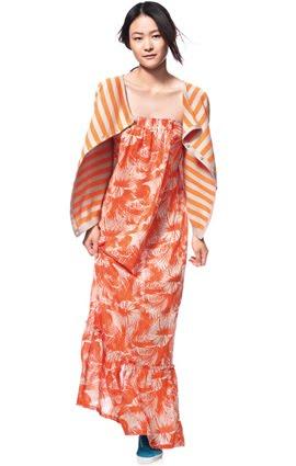 vestidos largos casuales 2012