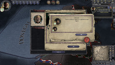 Heinrich is too young to rule by himself