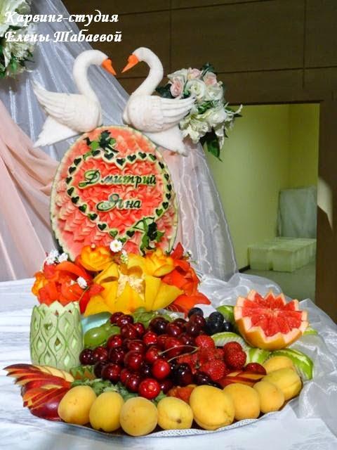 украшение свадебного стола южно-сахалинск