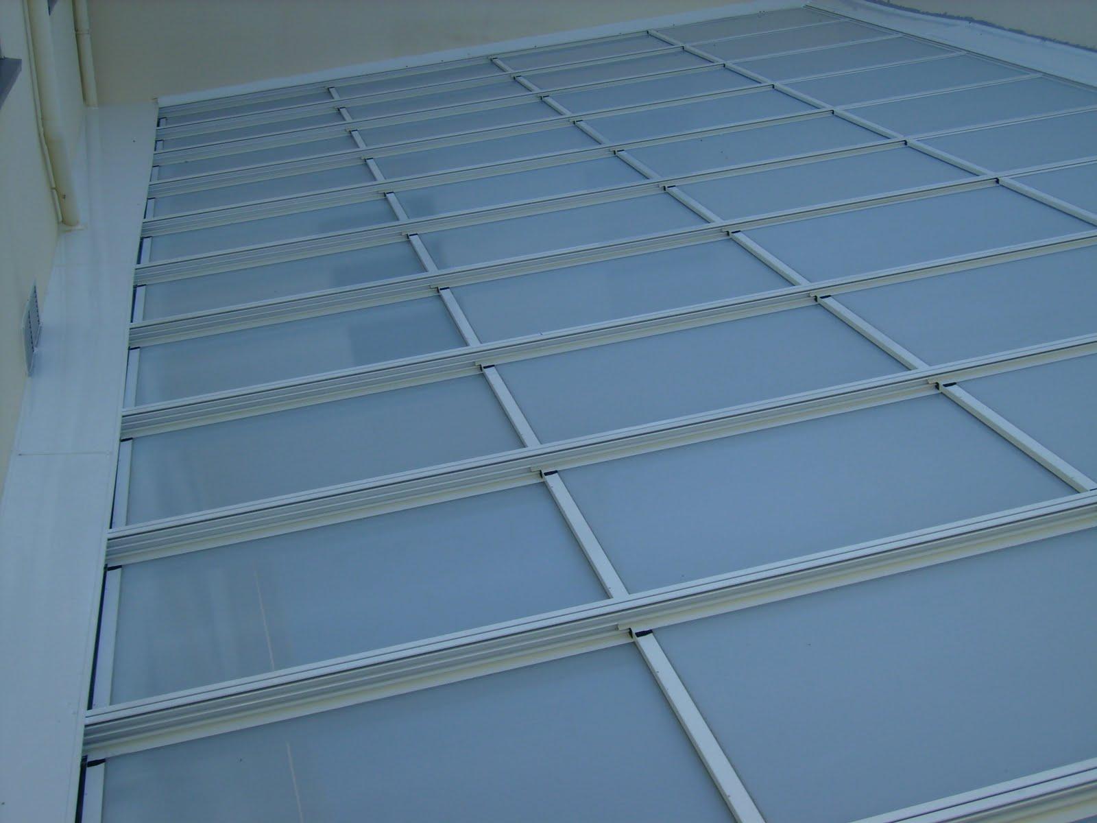 Techo movil translucido cerramientos y cubiertas para - Moviles de techo ...