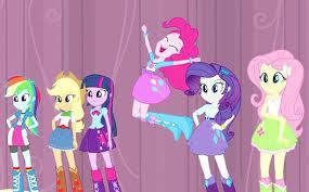Phim Những Cô Gái Equestria -My Little Pony: Equestria Girls