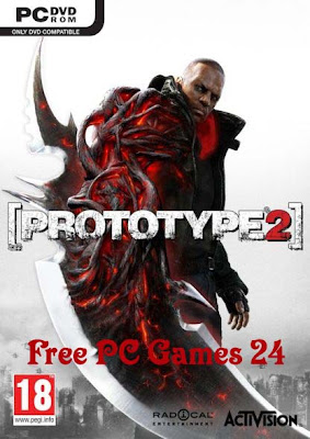 Prototype 2 Full Version Free Download PC Games
