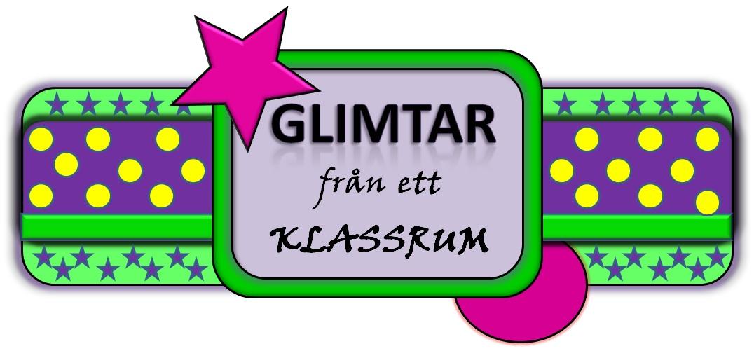Glimtar från ett klassrum