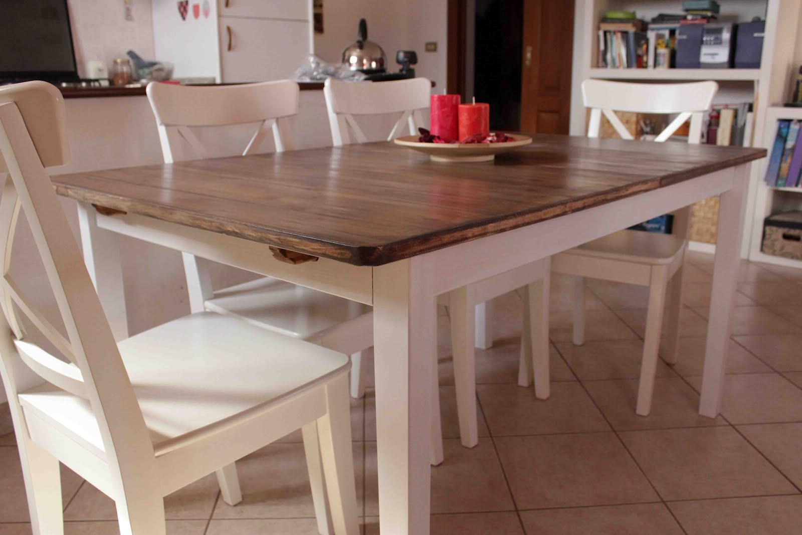 HOME Hack A Country Kitchen Style Dining Table