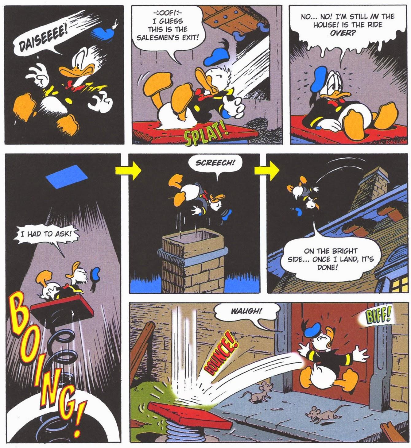 Duck Comics Revue: \