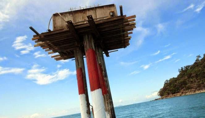 Indonesia-Malaysia Verifikasi Koordinat Mercusuar Tanjung Datuk
