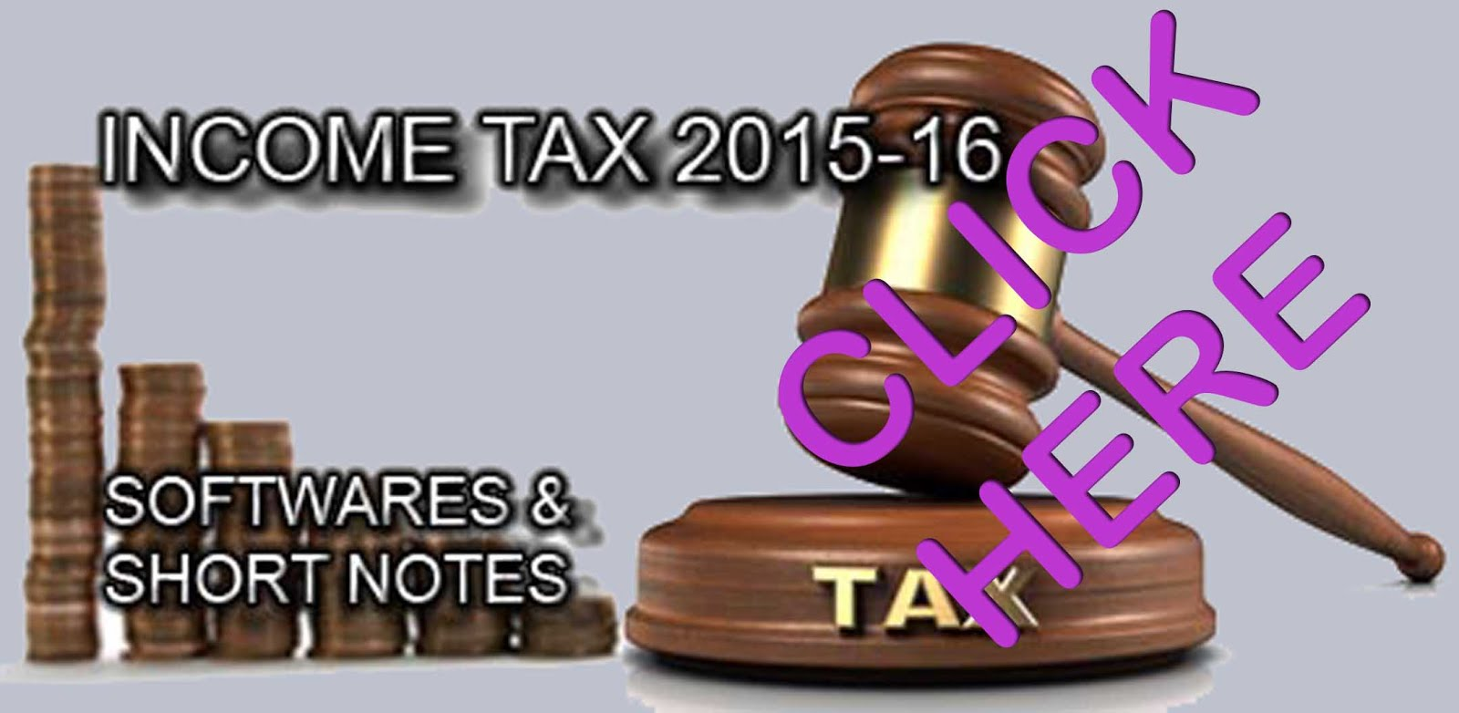 INCOME TAX - SOFTWARES AND SHORT NOTES FROM ALRAHIMAN