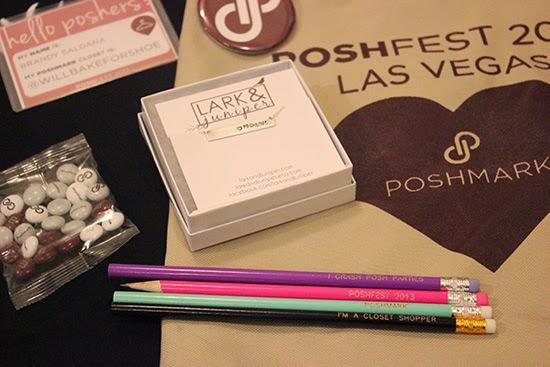 PoshFest 2013 Gift Bag