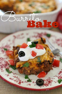 Burrito Bake