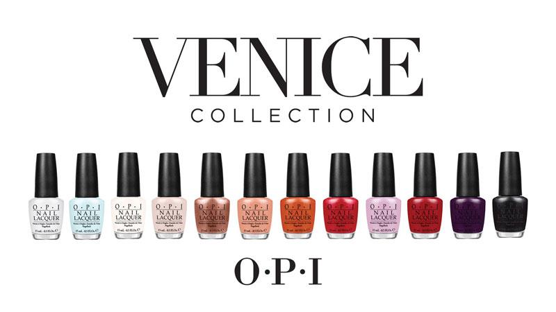 קולקצית ונציה של OPI לחורף 2015
