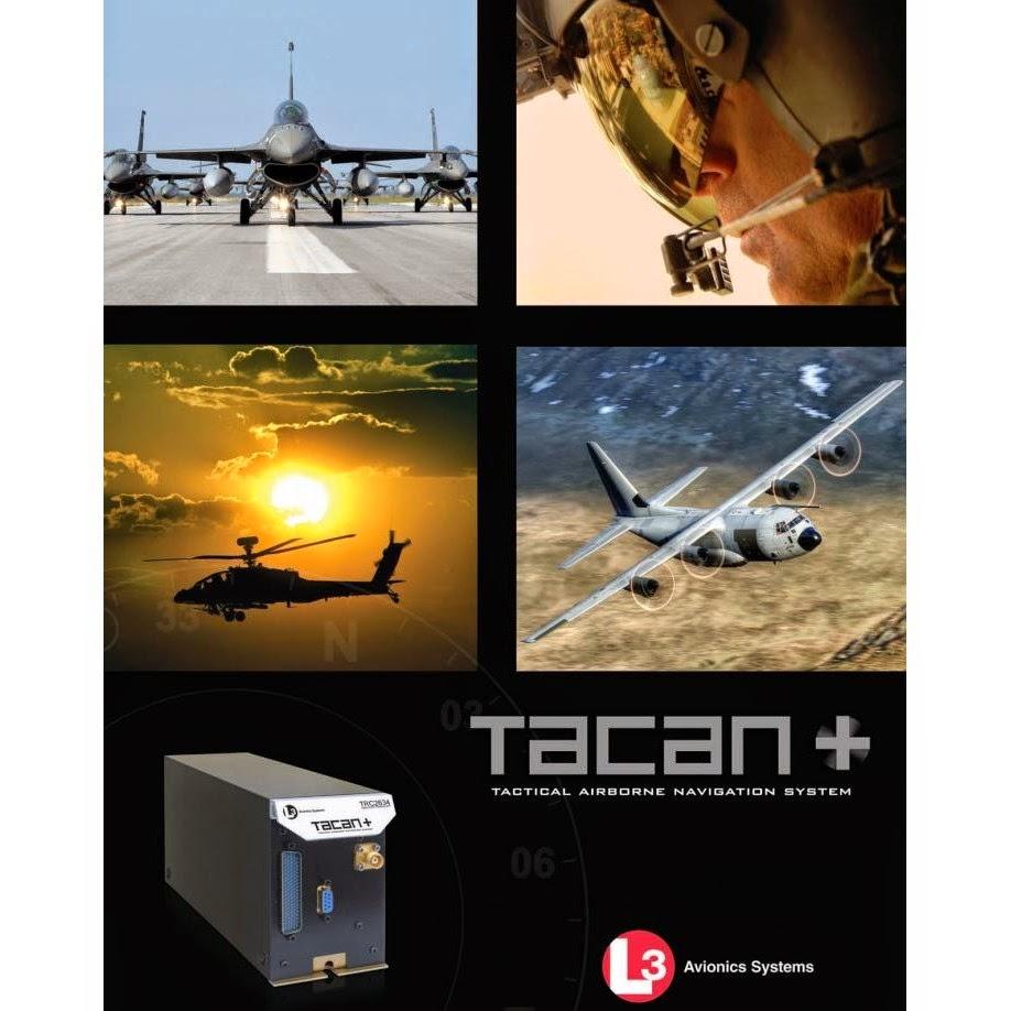 TACAN+ - тактическая бортовая навигационная система