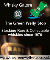 Whisky Galore at The Green Welly Stop