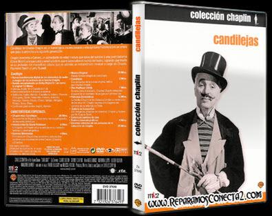 Candilejas [1952] | Caratula | Película clásico | Charles Chaplin