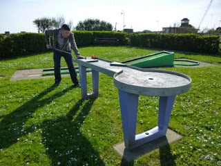Photo of the Pit-Pat Crazy Snooker course in Littlehampton