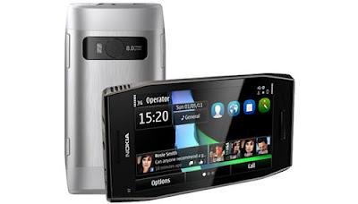 new Nokia X7 Smartphone