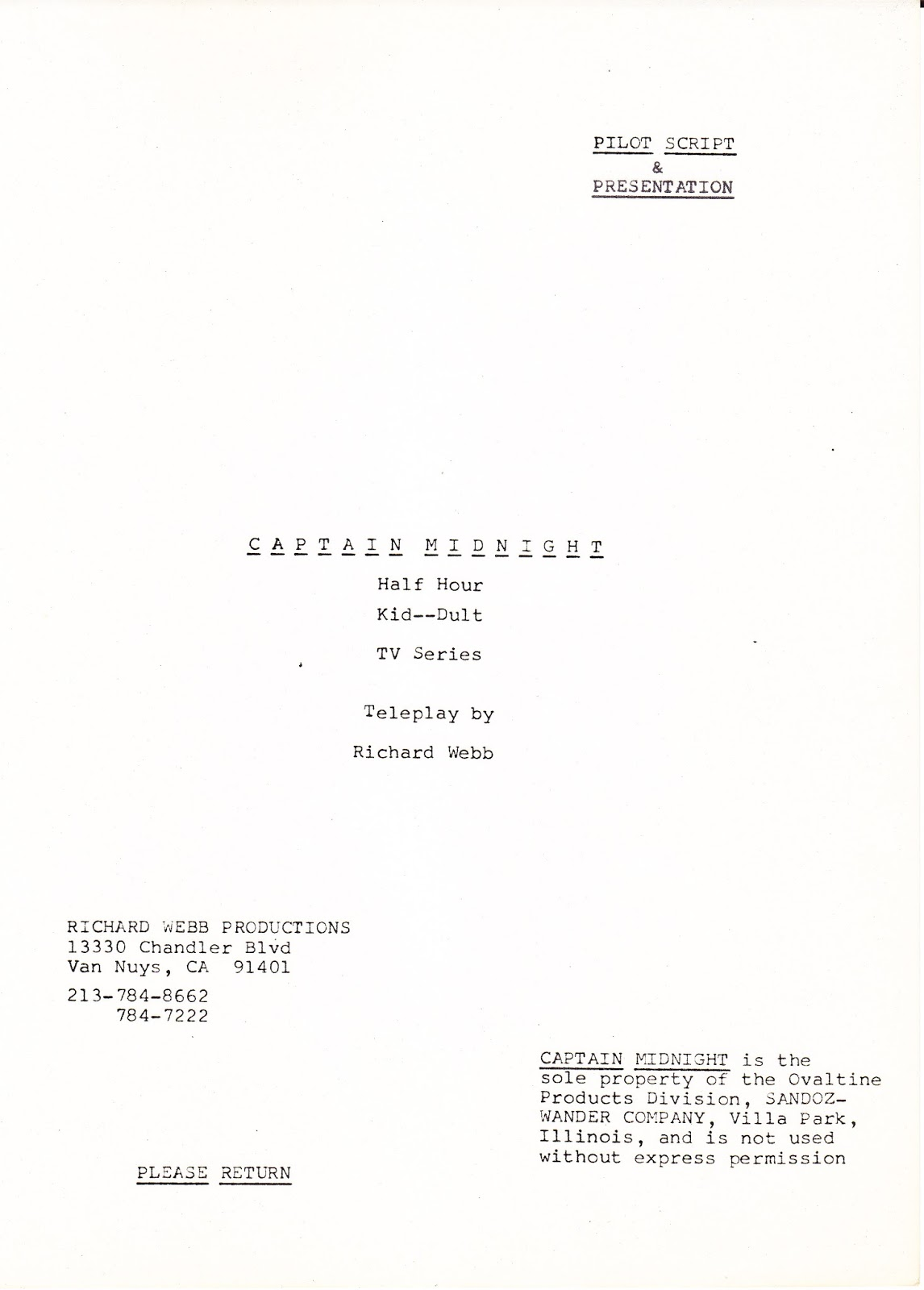 Images Of Tv Script Cover Golfclub