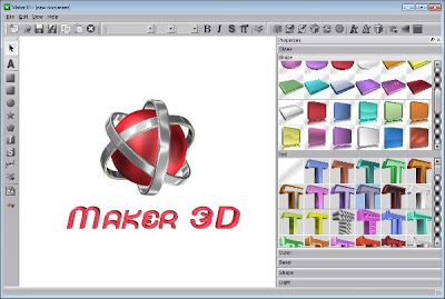 Aurora 3D Text & Logo Maker Full Version