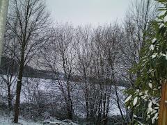 <<<---Wickrath im - Winter--->>>