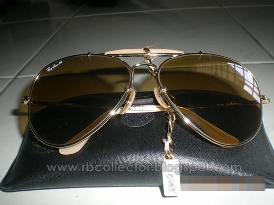 ray ban arista gold 75tz  oleh pengemar kacamata RAYBAN Keluaran terhad sempena Ulangtahun ke  50Lens RB50 Mirror Mampu menyerap 80% hingga ke 90% cahaya ultraviolet