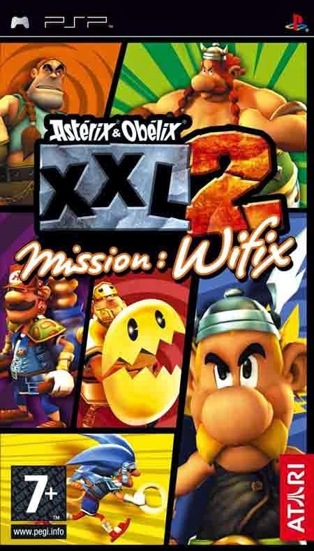 Asterix et Obelix XXL PSP