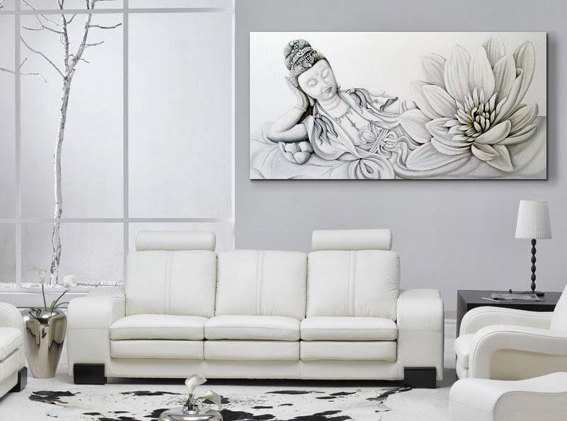 I d e a elementos decorativos seg n el feng shui for Cuadros decorativos segun feng shui