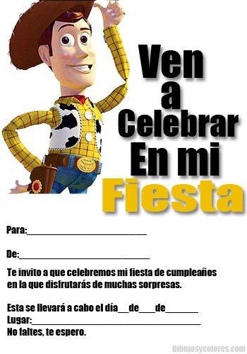 Invitaciones De Cumple Anos Para Ninos Gratis