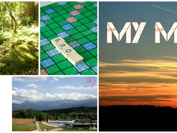 MY MONTH | August 2014