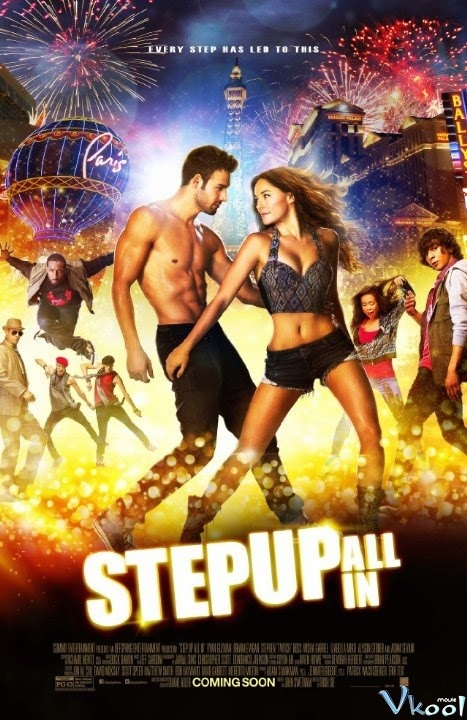 Vũ Điệu Đường Phố 5 - Step Up All In - Step Up 5