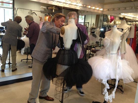 Valentino NYC ballet