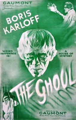 The Ghoul (El Resucitado)(1933)