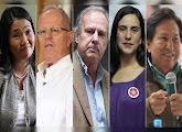 Candidatos suscribieron pacto por la libertad de expresión Dos aspirantes a la presidencia y cuatro