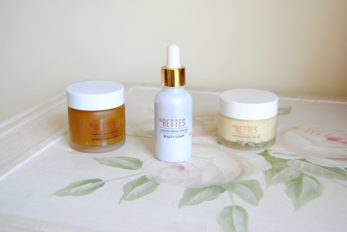 Bettes Handmade Organic Skincare Review | Cruelty-Free & Vegetarian