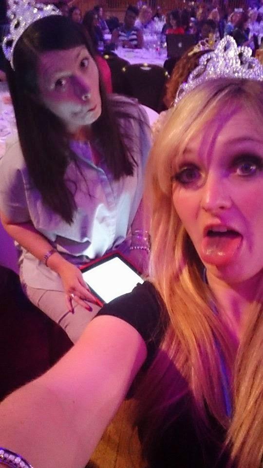 Britmums, Britmums Live, My Life My Son My Way, Alice, 2014, selfie,