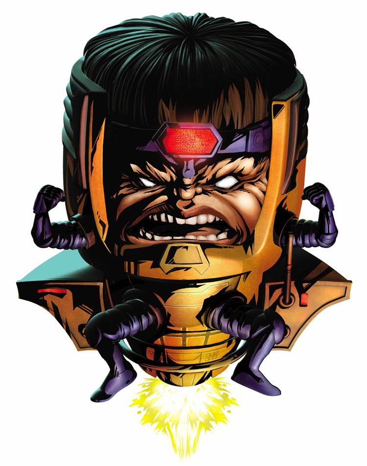 Advanced Idea Mechanics MODOK in Marvel Cinematic Universe