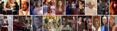 Imágenes de la serie Mujeres emitida en La 2 de TVE en 2006