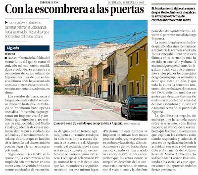 algueña alguenya diario Información