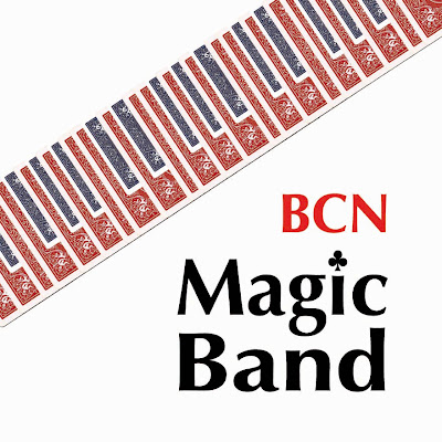 logo BCN MAGIC BAND
