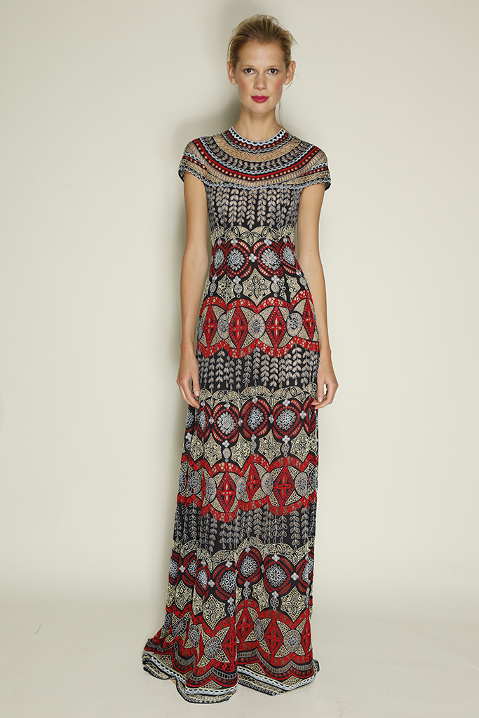 Naeem Khan Resort Collection 2016