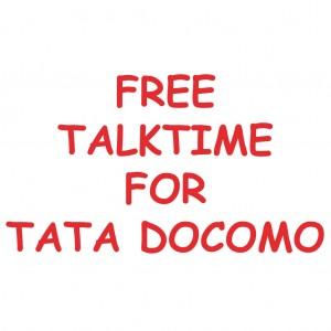 Free Calling Tata docomo